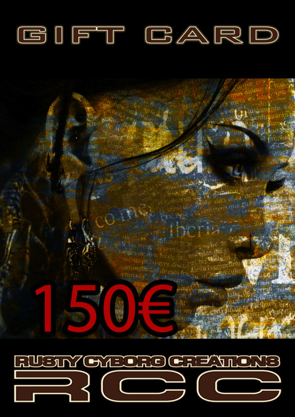 150 Euro Gift Card