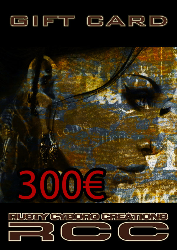300 Euro Gift Card